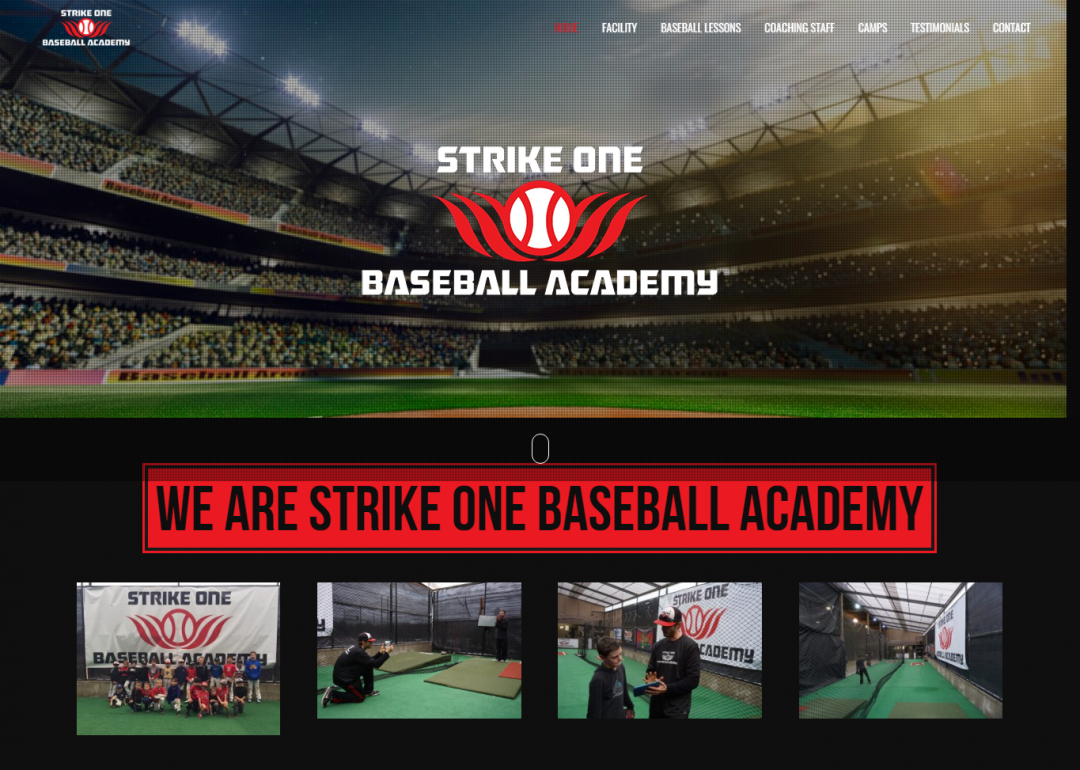 Strike One Academy